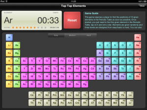 Chemcalc best science app for both your ipad and android tablet chemcal game urtaz Image collections
