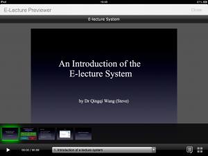 E-lecture producer 1