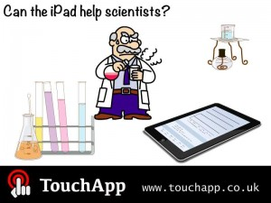 iPad_scientist